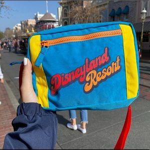 Disneyland Resort Crossbody Retro Bag